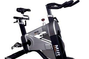 MIR Fitness lanzó su propia línea de bicicletas indoor