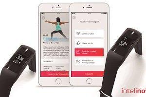Trainingym prepara su primer wearable y un gimnasio online