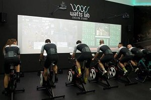 Ya funciona en Madrid el estudio de ciclismo indoor Watts Lab