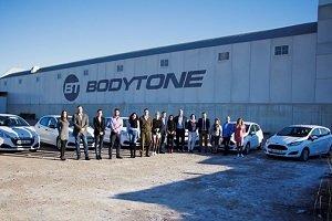 Bodytone amplia su area comercial