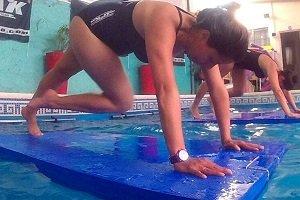 Certificación de HidroFit en Aqua Sup Training