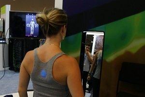 Espejo Inteligente para entrenar en el hogar