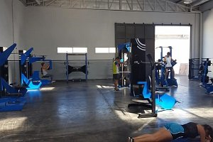 Inauguro en General Roca Lux Fitness Gym