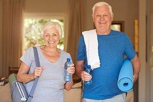El ejercicio regular ralentiza el envejecimiento