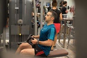 Gymcenter remodeló instalaciones y renovó equipos