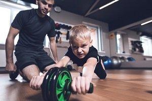 El ejercicio induce mejoras en la salud que se transmiten a los hijos