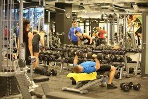 El fitness genera más ingresos en Europa que en EEUU