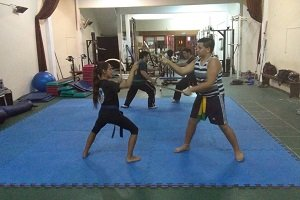 Se renovó el gimnasio Samurai Deportes de Vicente López
