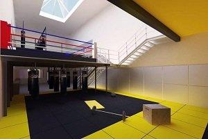 Dojo Club se convertirá en Sparring Center Bulnes
