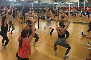 Grupo Duet presenta Ballet Fit