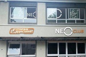 Inauguró Gimnasio Club NEO en Paraná