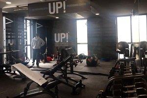 Infinit Fitness lanzó espacio boutique UP!