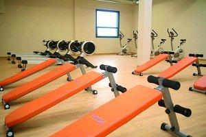 Un preso podrá ir al gimnasio para adelgazar