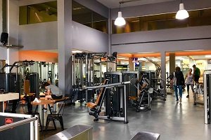 Action Sport se reequipó con Life Fitness