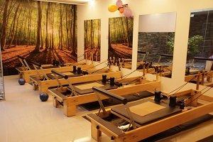 Centro de pilates convertido en un estudio boutique