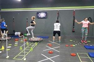 En Misiones se puso en marcha el gimnasio C- Fitness