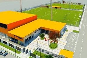 Construirán en Chile Complejo Deportivo de 25.000 m2