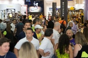 Paquete para participar en IHRSA Fitness Brasil 2018