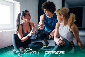 Trainingym firmó un acuerdo con la mexicana Biznetcare