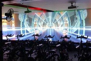 Full Fitness de Bahía Blanca lanza el sistema Immersive
