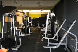 Abrió el gimnasio MTR Fitness en Paternal