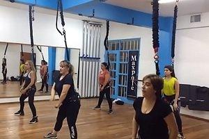 El gimnasio Mujer Austral incorporó Bunge Dance