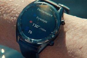 Huawei presentó Watch GT, un reloj enfocado en fitness