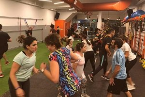 Meta Functional Club puso en marcha su club de running