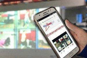Pila-Cross App ofrece a los gimnasios clases grupales online