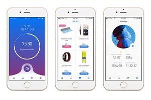 Aplicación convierte el ejercicio en dinero
