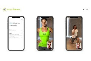 Magic Fitness lanza una app que ofrece personal training en vivo