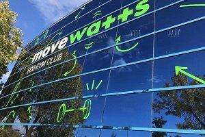 Se lanzó en España el gimnasio ecológico MoveWatts