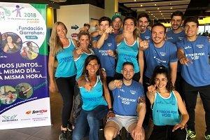 Se viene el Fitness Day a beneficio de la Fundación Garrahan