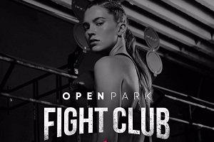 En enero se inaugura Open Park Fight Club