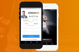 Se lanzó la app EntrenaPro que vincula entrenadores y deportistas