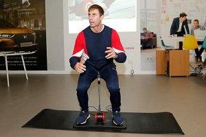 Se presentó en España el gimnasio portátil Handy Gym