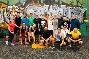 Se puso en marcha Strong Club en Tapiales