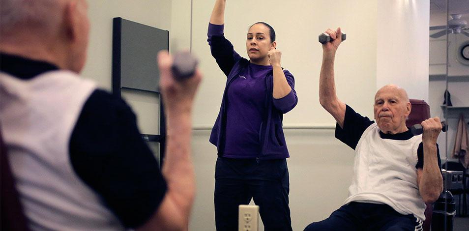 Con FrailCheck miden la actividad física en adultos mayores