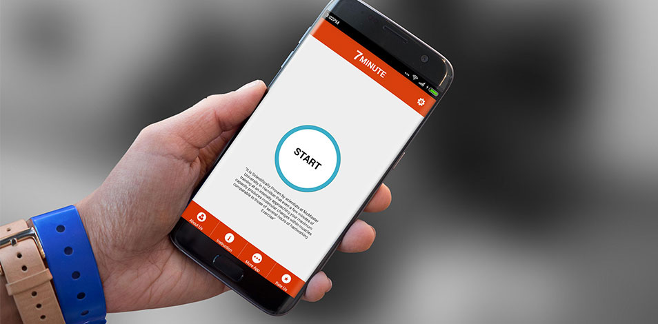 La app Entrenamiento en 7 Minutos tiene más de 10 millones de descargas