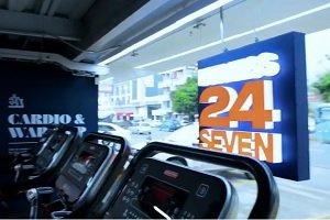 Nuevas aperturas de Fitness 24 Seven en Colombia