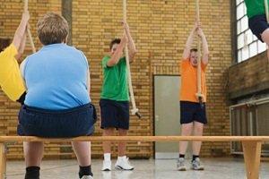 El 30 por ciento de los escolares tiene exceso de peso en Paraguay