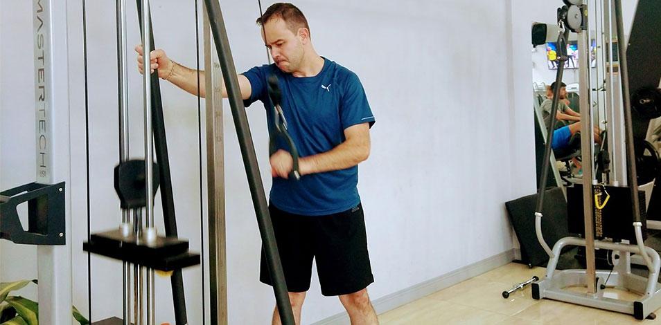 Inauguró R3 Fitness Club en Moreno