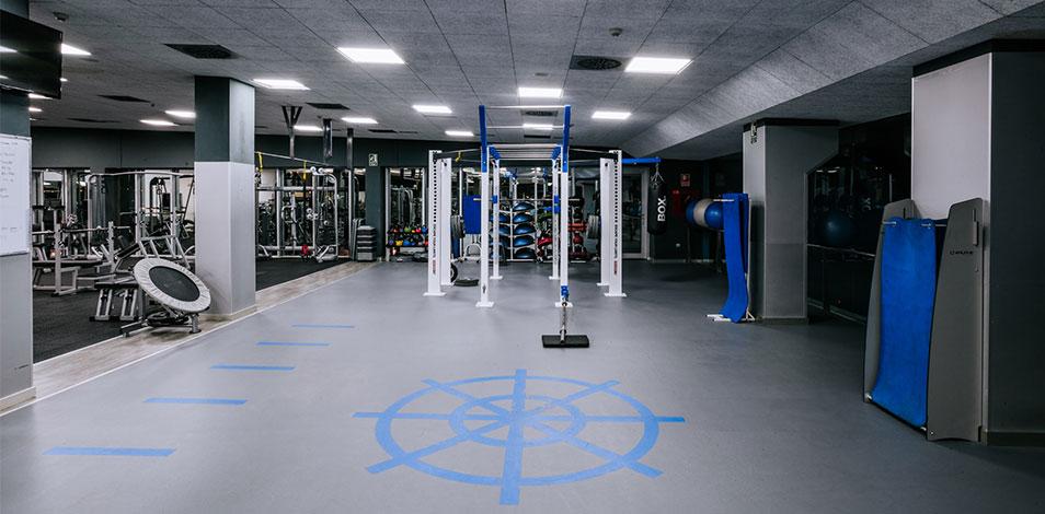 Inauguró en La Plata un centro de entrenamiento funcional