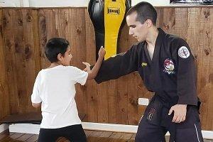 La escuela de Kenpo Karate reinauguró su dojo en Buenos Aires