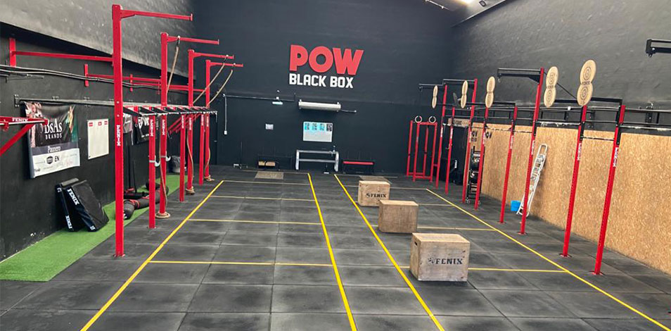 Pow Training Club suma box de CrossFit y prepara su segunda sede