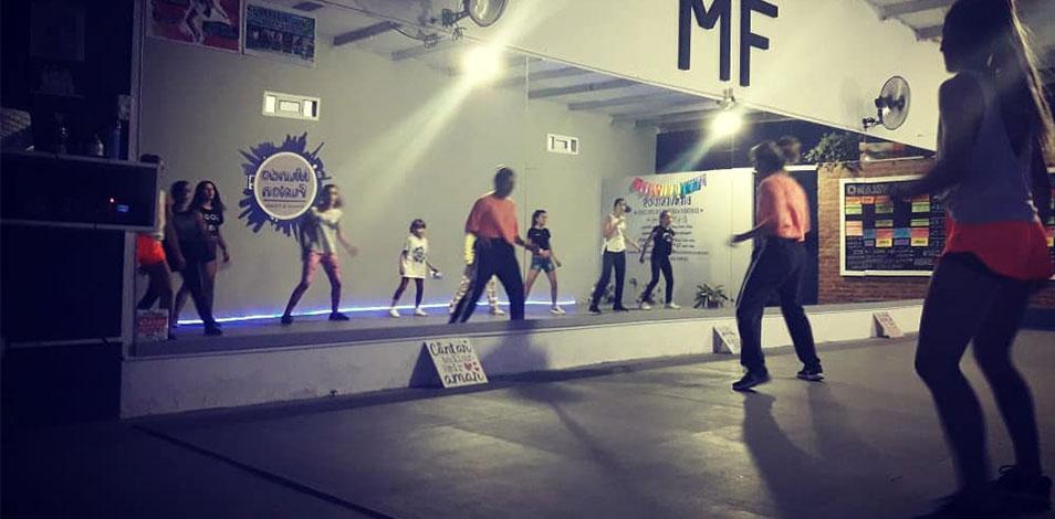 Abrió Mundo Fusión, un espacio de danzas y fitness en Chivilcoy