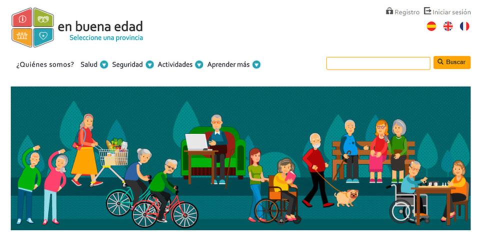 En España presentan app para fomentar la actividad física en mayores