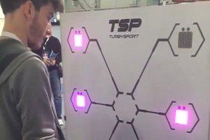Neuroestimulador para entrenamiento cognitivo de Turby Sport