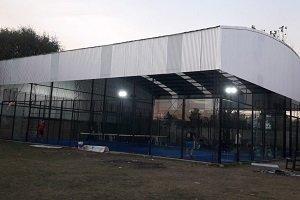 En Brandsen funciona el complejo Sport 215