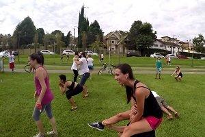 En Brasil, limitan el uso del Parque Ibirapuera para grupos de entrenamiento